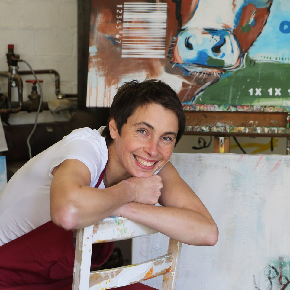 Stefanie Rogge, freischaffende Künstlerin