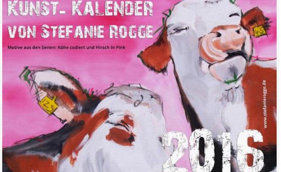 Kunst-Kalender 2016