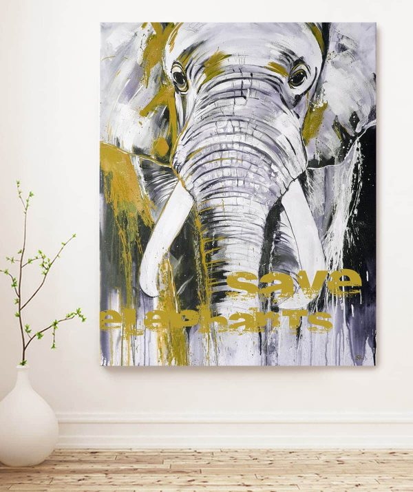 Sonderedition Elefant von Stefanie Rogge